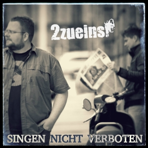 Singen nicht verboten -- Soundcloud Single Artwork