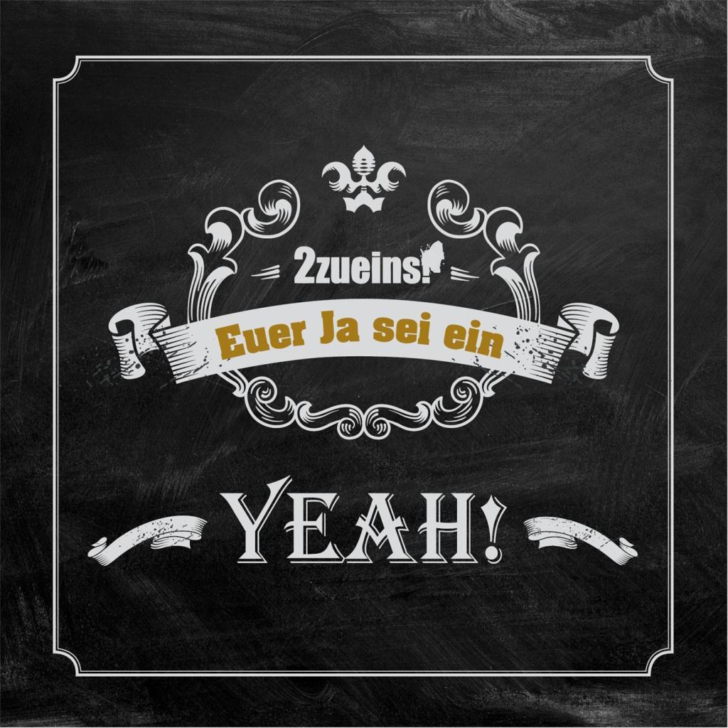 Euer Ja sei ein Yeah - Albumcover