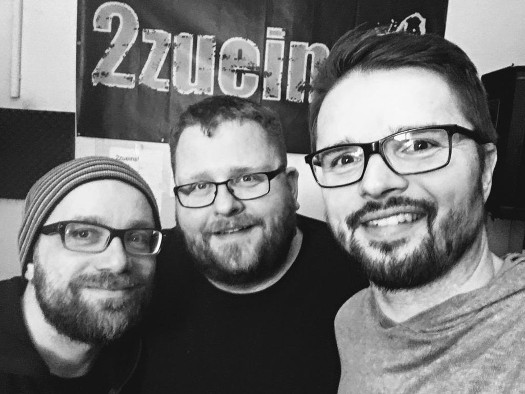 2zueins! Trio 2016